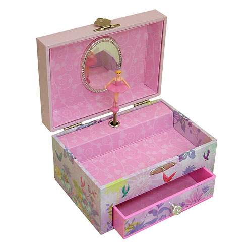 Fairy Musical Jewellery Box YJB164