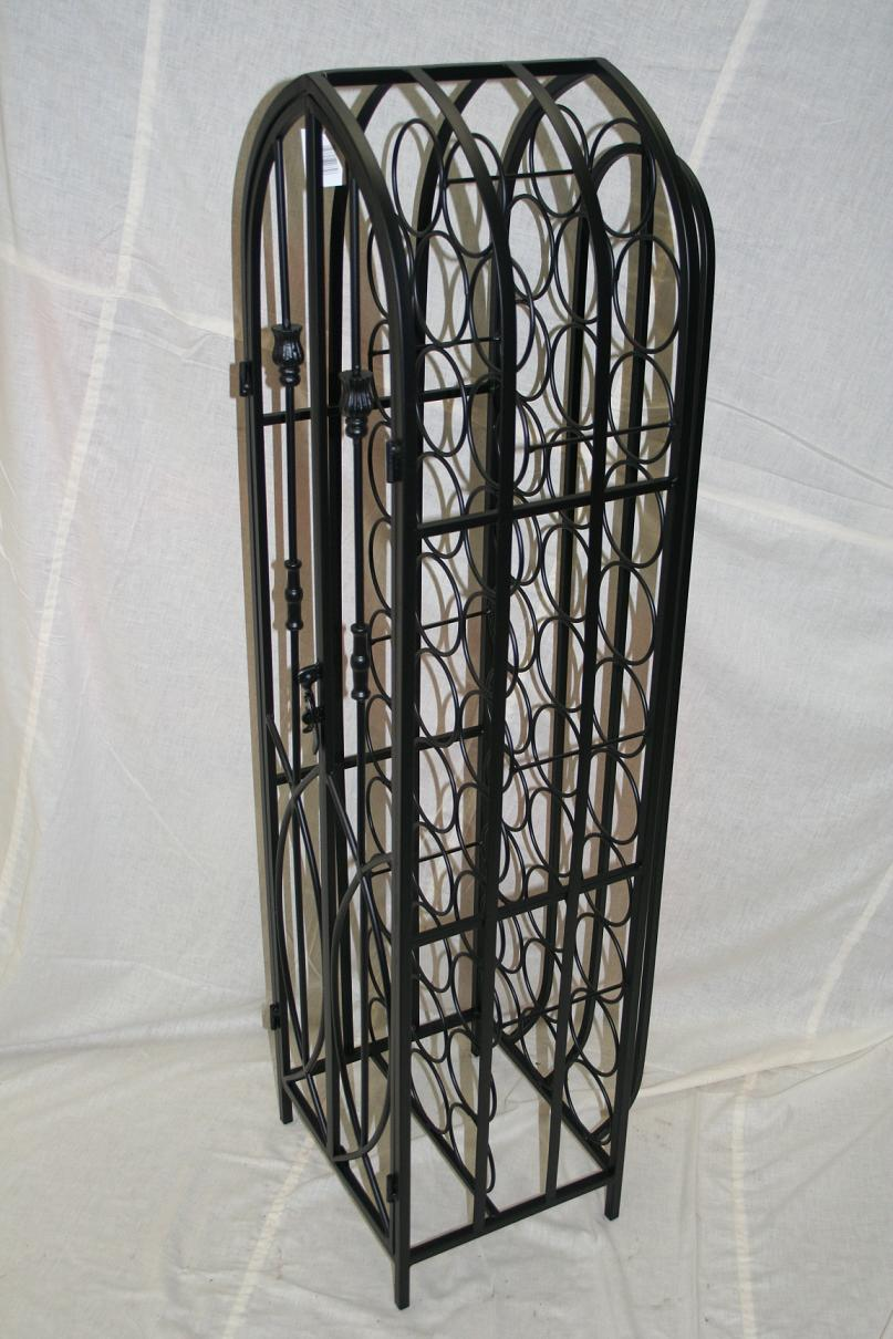 Wine Rack Metal ~ crowdbuild for